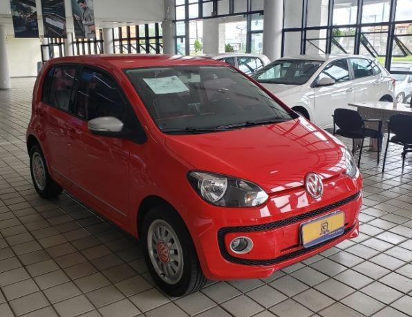 Volkswagen up! black/white/red 1.0 t. flex 12v 5p flex -