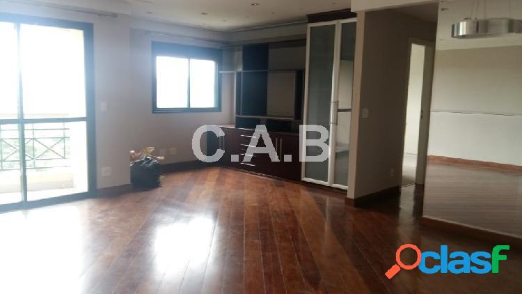 Apartamento mobiliado no edificio classic em alphaville - 2 suites