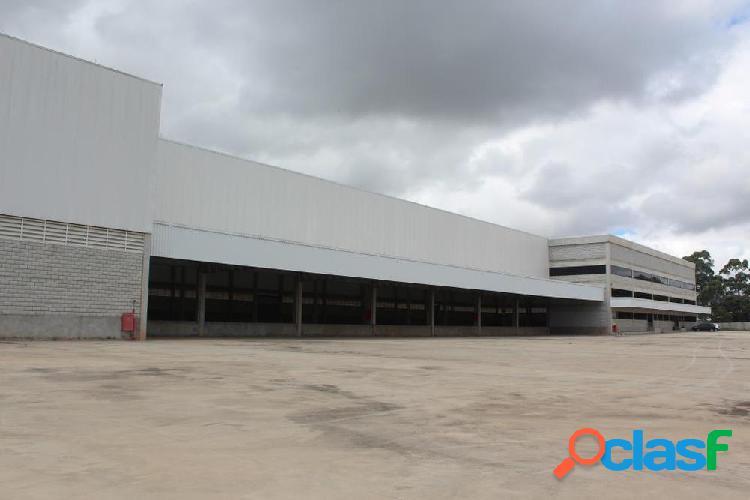 Cotia - 16.700m² de terreno - 9.088 m² de área construída