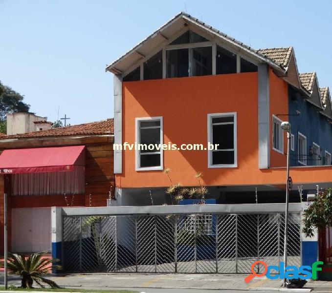Prédio comercial para aluguel na avenida rebouças - pinheiros