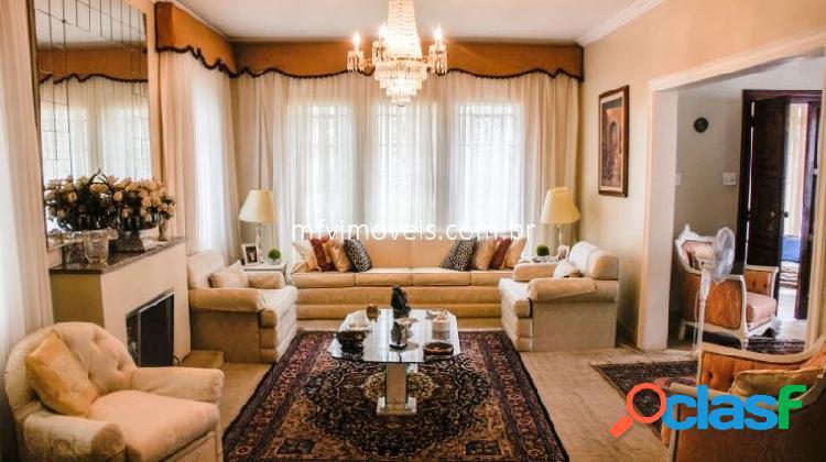 Casa 4 quartos à venda na rua josé clemente - jardim paulista