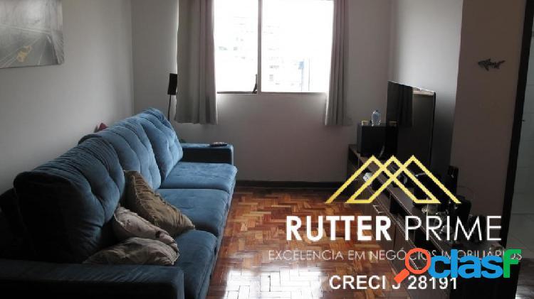 Apartamento venda 2 dormitórios, 1 vaga, mirandópolis