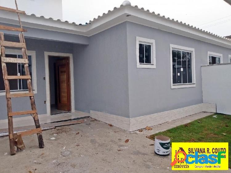Casa 2 quartos(suíte) praia - r$ 245 mil