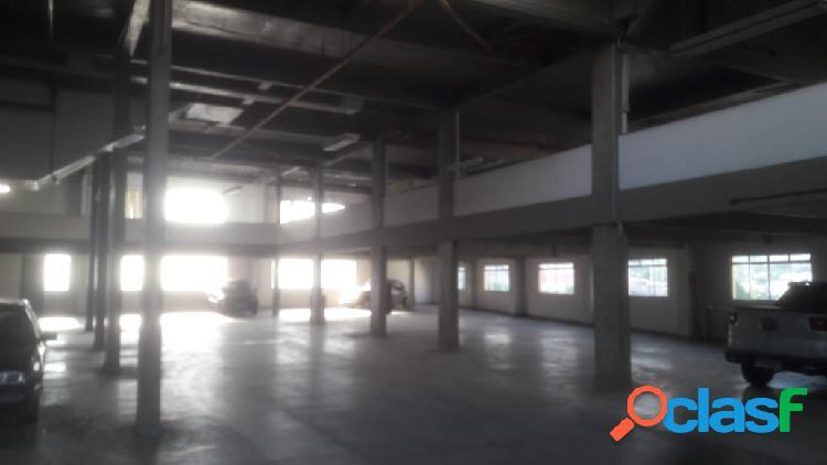 Galpão para locação área total de 1.396 m² jd. califórnia barueri