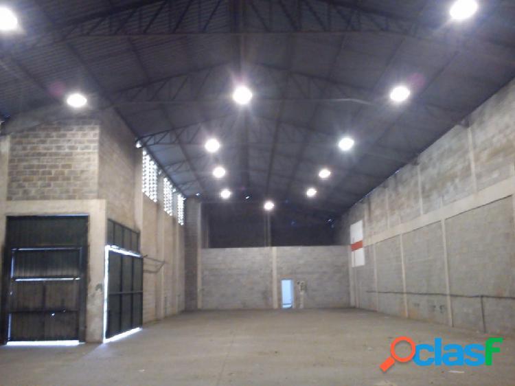 Galpão para locação área total de 1.114 m² chácara marcos barueri