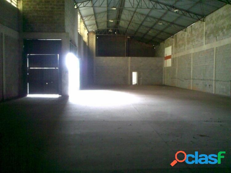Galpão para Locação Área Total de 1.114 m² Chácara Marcos Barueri 1
