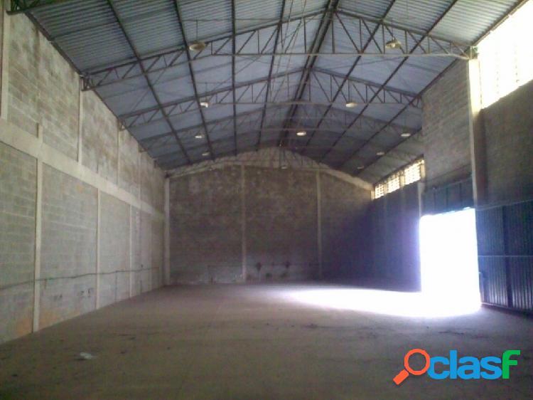 Galpão para Locação Área Total de 1.114 m² Chácara Marcos Barueri 2