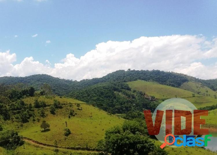 Bairro do jaguari: sítio com 20.000 m², às margens da represa, em sjc