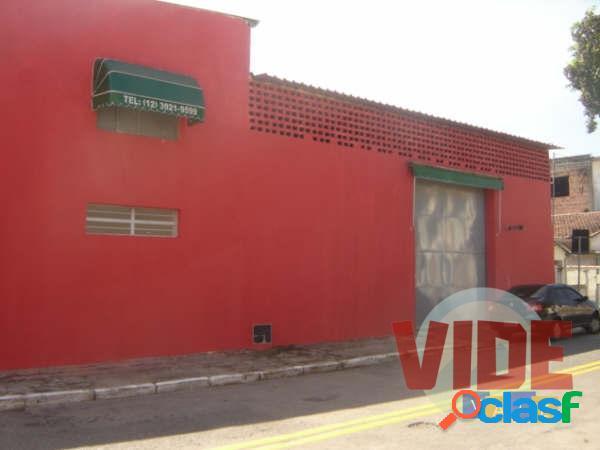 Prédio Comercial (Loja/Galpão), com 680 m², próx. à Dutra e Tamoios, em SJC 1