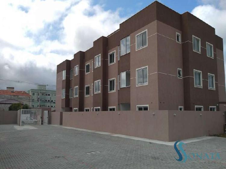 Apartamento com 2 quartos à venda, 48 m² por r$ 143.000