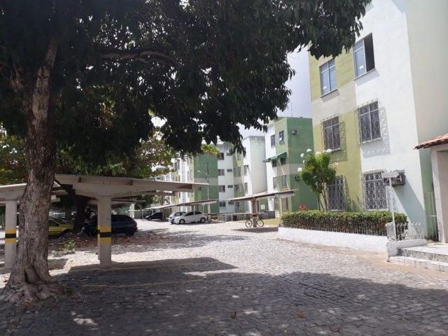 Apartamento no condominio residencial recanto verde