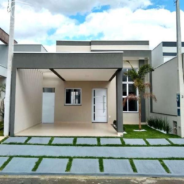 Casa com 3 dormitórios - condomínio residencial park real