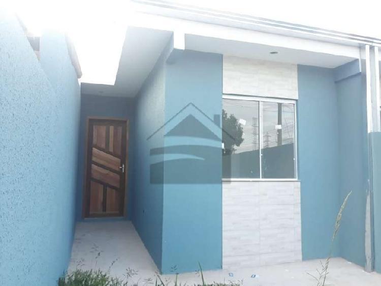 Casa em curitiba, bairro campo de santana