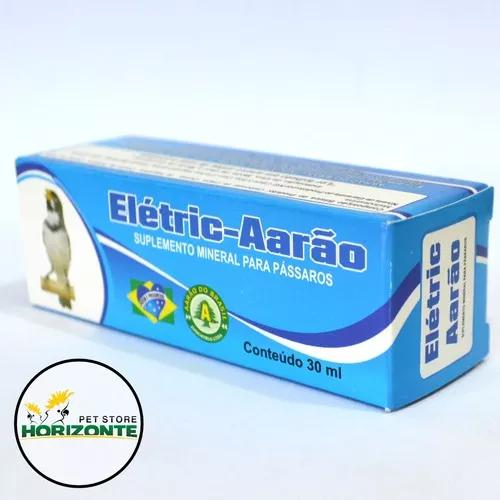 Elétric 30ml - aarão - supl