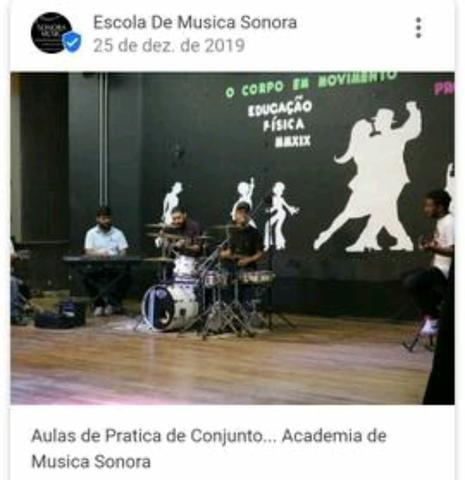 Eventos musicais!!