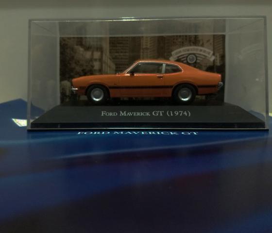 Ford maverick gt (1974)