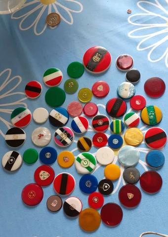 Futebol de botão (botões antigos anos 90 e novos)