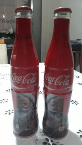 Garrafas da coca cola