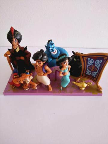 Kit miniaturas disney aladim