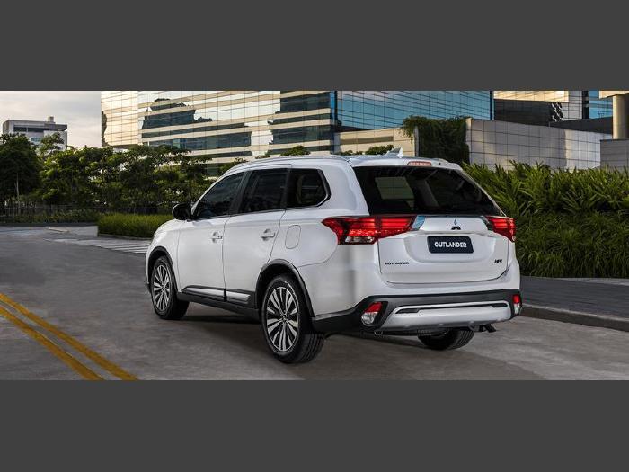 Mitsubishi outlander 2019 2.0 mivec gasolina hpe automático