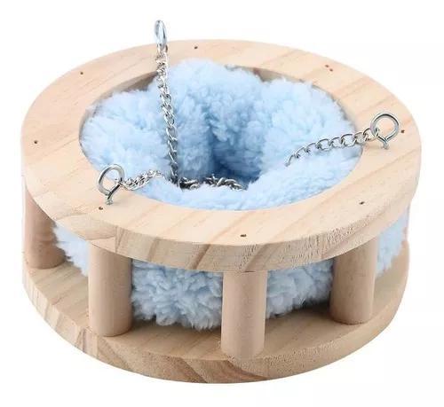 Pet hammock hamster cama pendurada pequeno animal casa quent