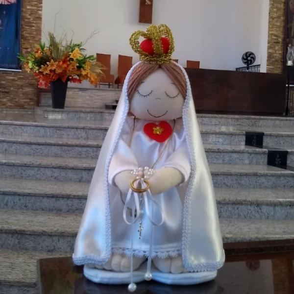 Porta aliança Nossa Senhora de Fátima