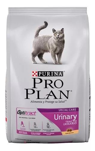 Ração nestlé purina proplan urinary gatos adul 7,5 frango