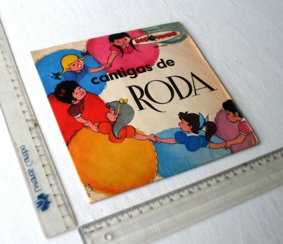 Raridade - anos 60 - disco vinil compacto infantil -