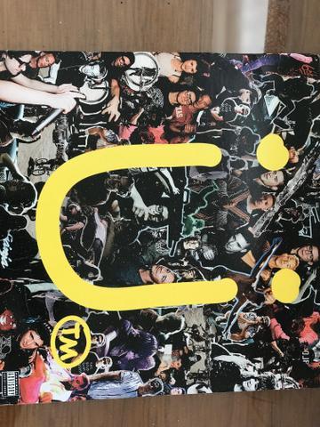 Vinyl + cd importado do jack ü