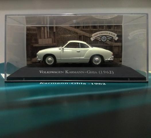 Volkswagen karman-chia (1962)