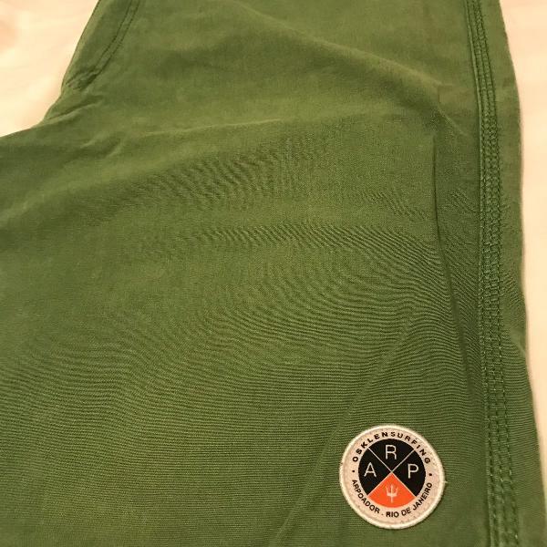 Bermuda sarja osklen verde pouco usada