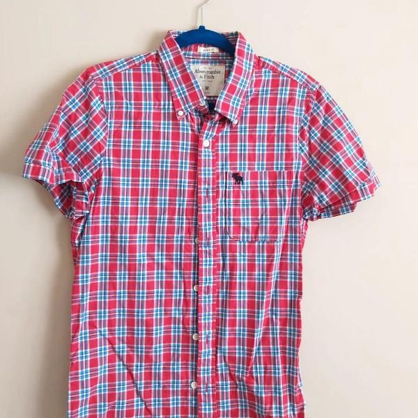 Camisa abercrombie & fitch muscle