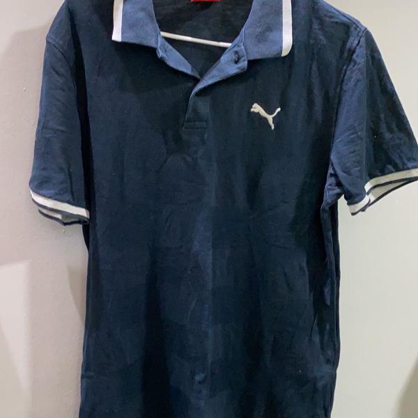 Camisa original puma gola polo