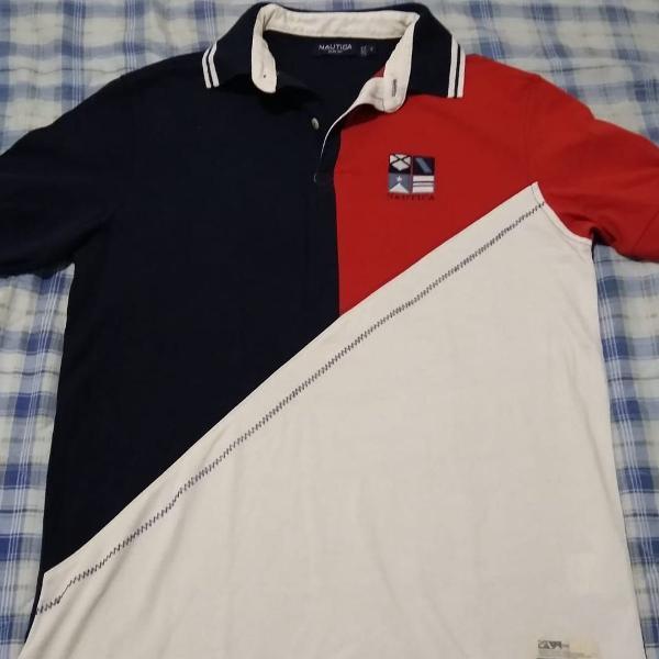 Camiseta polo nautica