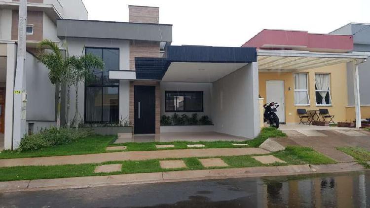 Casa condomínio montreal residence indaiatuba sp