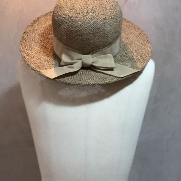 Chapéu em palha natural trancoso