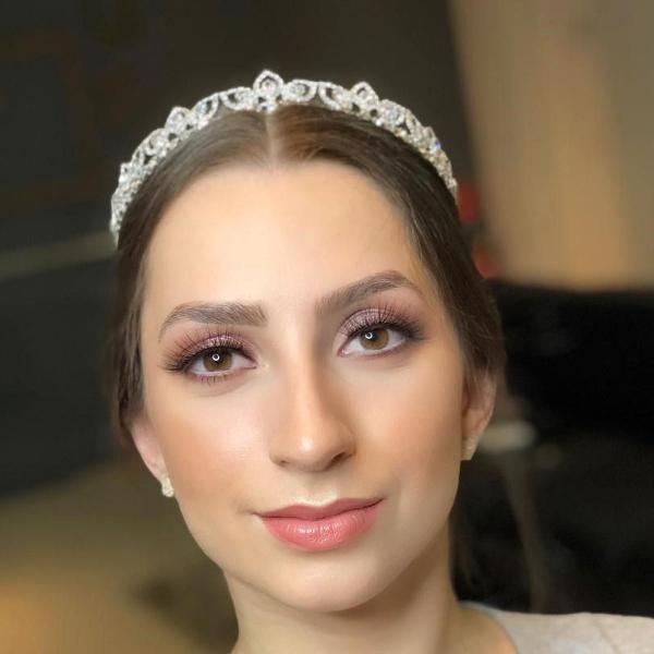 Coroa/tiara - noivas ou debutantes