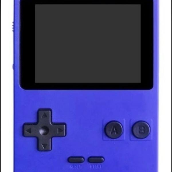 Game portatil 200 jogos clássicos nintendo 8 bits