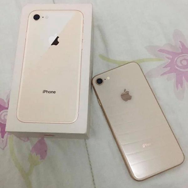 Iphone 8 - 256 gb (detalhe tela)