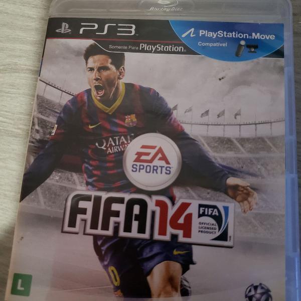 Jogos de futebol para ps3