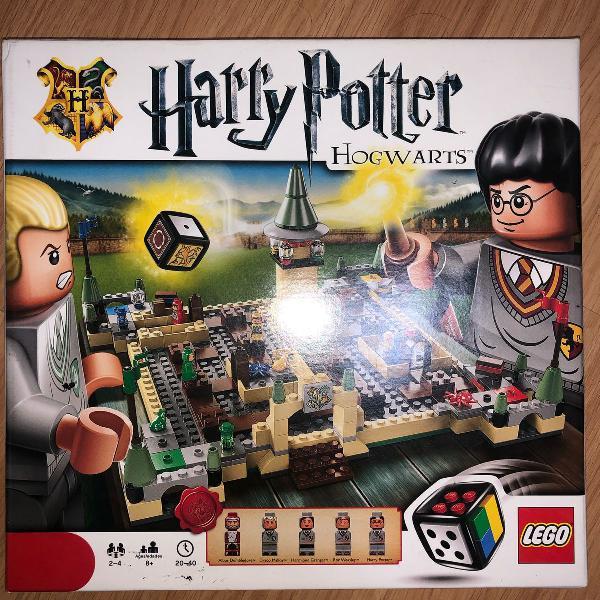 Lego harry potter jogo de tabuleiro