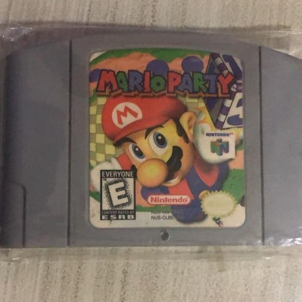 Nintendo 64 mario party