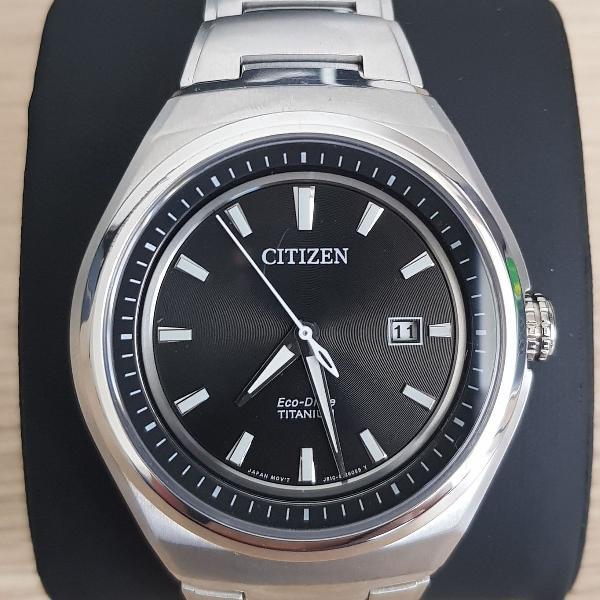 Relógio masculino citizen analógico social tz20064d