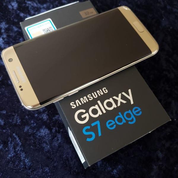 Smartphone galaxy s7 edge samsung