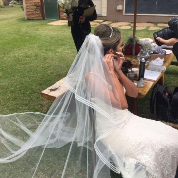 Veu de noiva