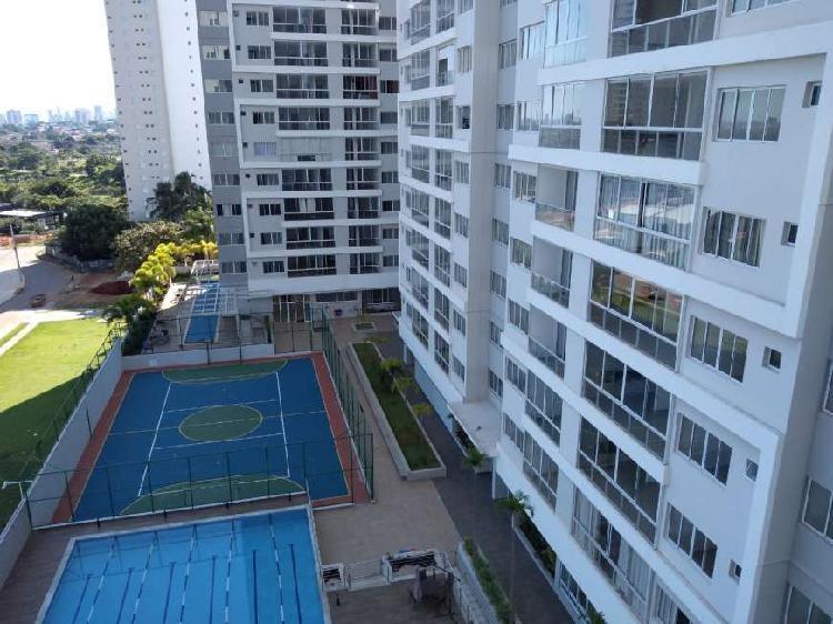Apartamento terra mundi 106 metros com 3 quartos - jd