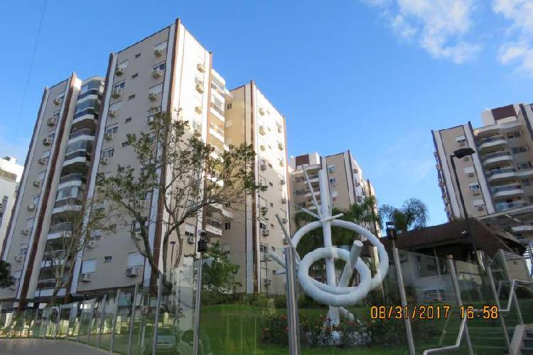 Apartamento, 3 dormitórios, suíte, 2 vagas, s. jorge -