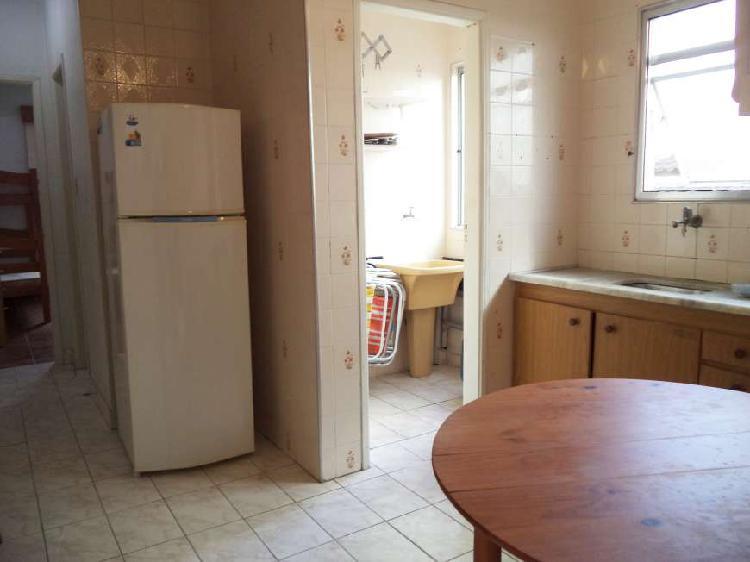 Apartamento com 1 quarto em tupi - praia grande - sp