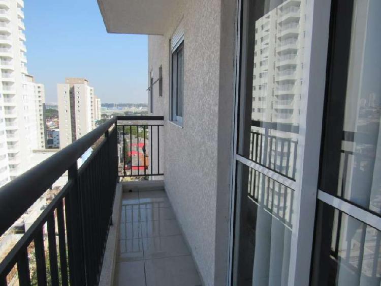 Apartamento de 50 mts2 localizado a 600 metros da estação