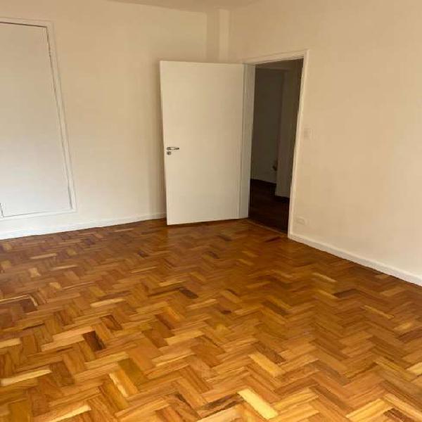 Apartamento na bela vista com 49 m2 de área útil, em